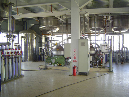 Edible Oil Plants : Manufacture of detail description edible oil refinery