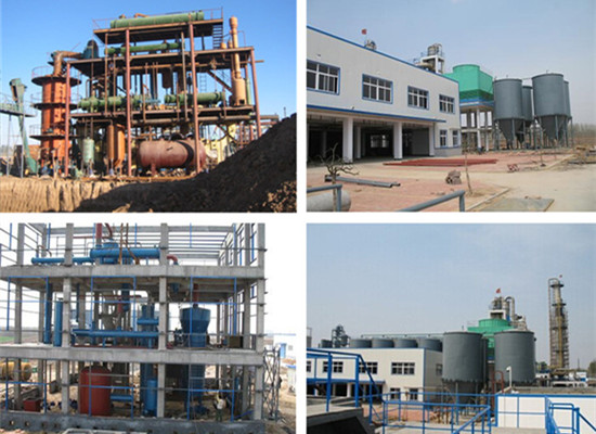 Continuous and automatic sunflower oil solvent extraction plant