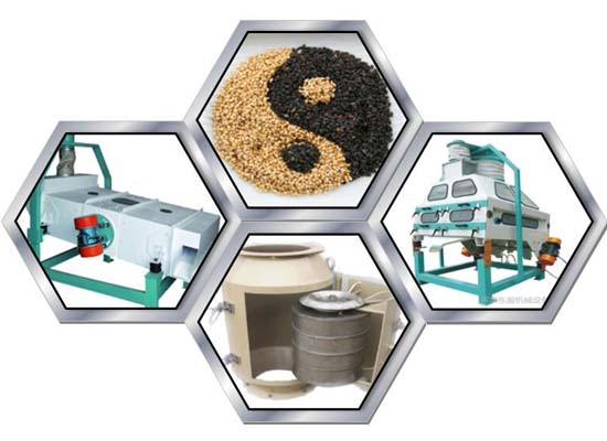 Sesame oil extraction machinery