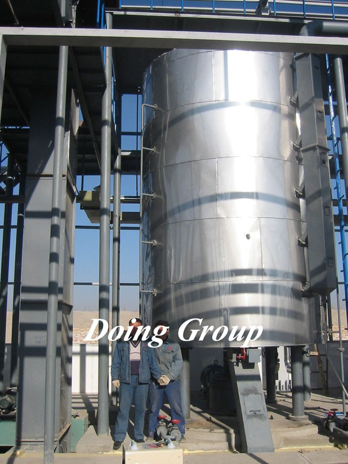 how to build oil plant