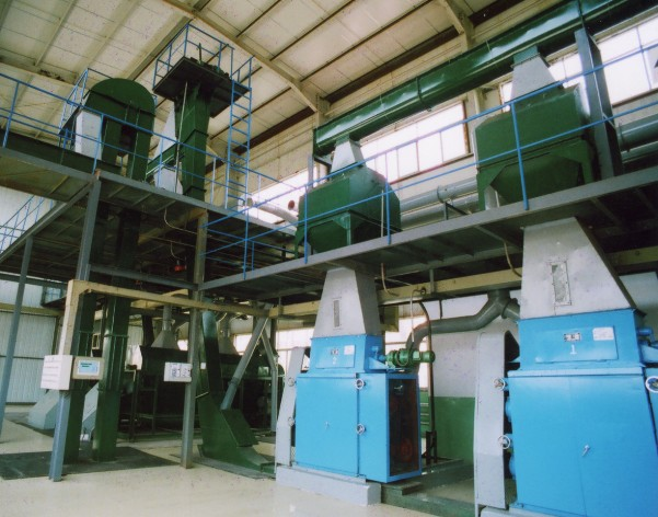 Oil Seeds Pretreatment Line