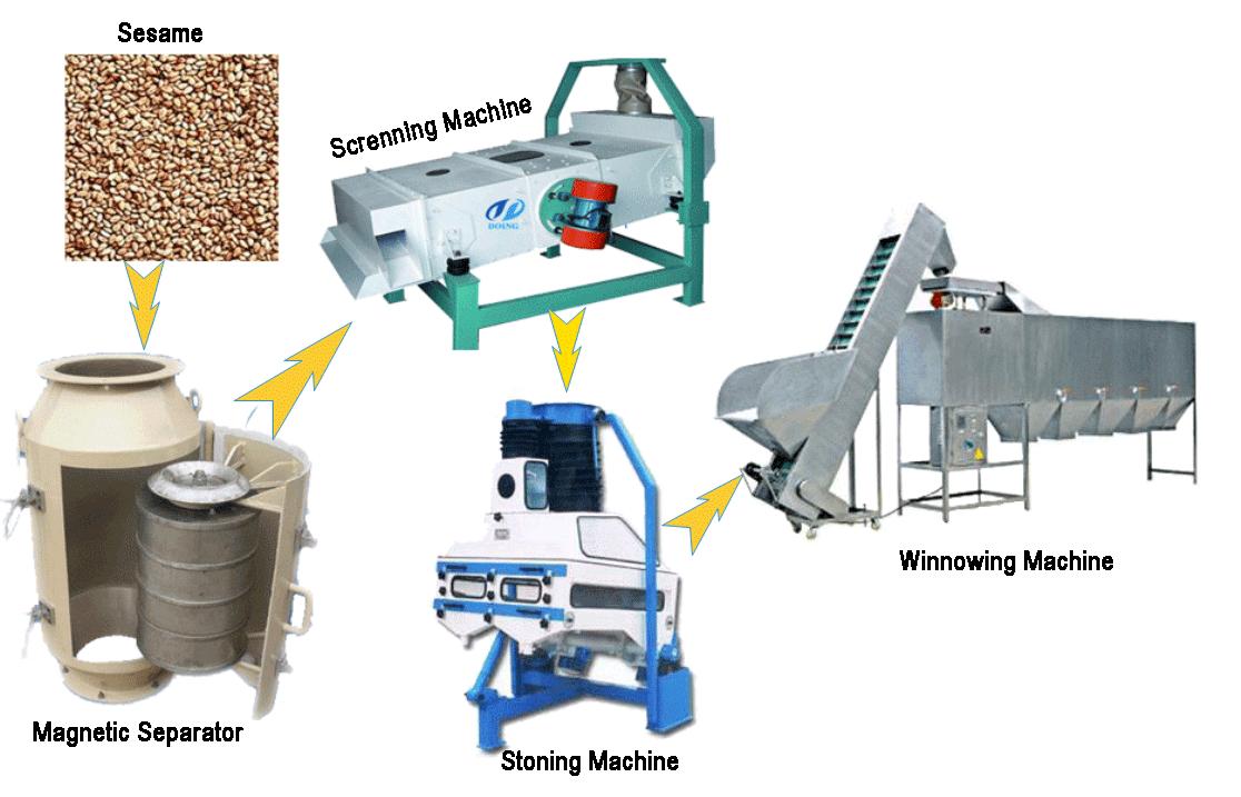 Manufacturer Amp Sale Sesame Oil Extraction Plant Machine