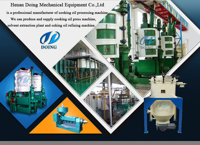 oilseed pretreatment & pressing machine