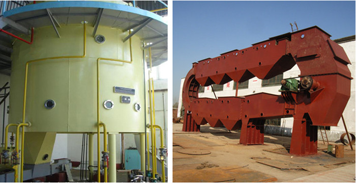 oilseed extraction machine