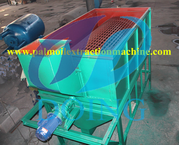 thresher machine of palm oil plant