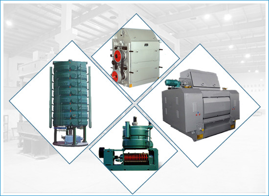 Oil seeds pretreatment & pressing machines