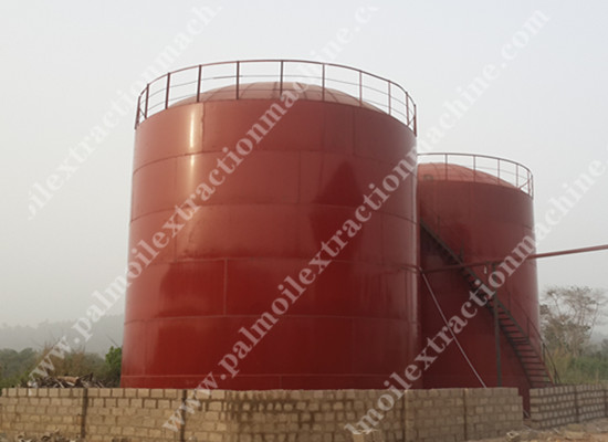Nigeria 60t/day palm kernel oil extraction plant will finish installation