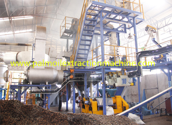 3-20tph vital breakthrough palm oil plant