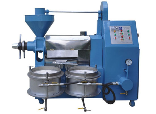 6YL-30 sesame oil press