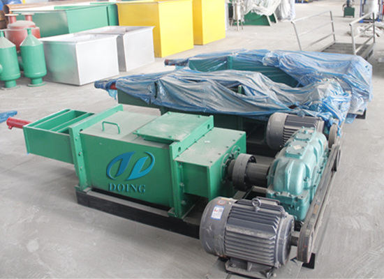 1tph double screw palm oil press machine
