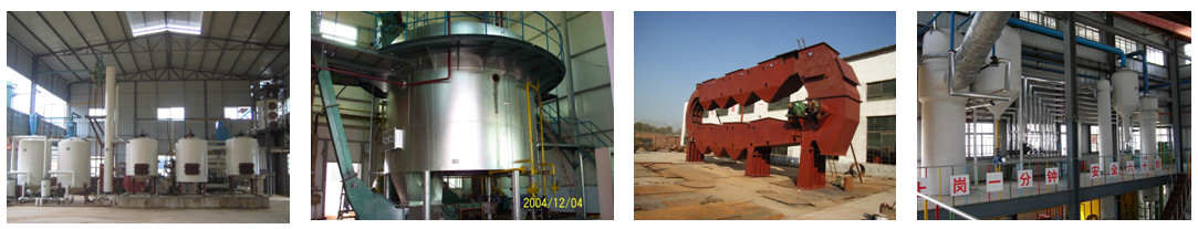 edible oil solvent extraction machinery