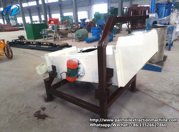 sunflower oil cleaning machine