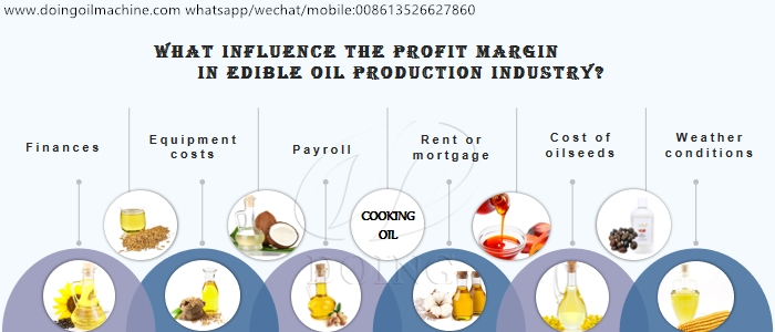 edible oil production industry